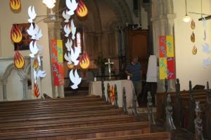 Pentecost 09  at Wimbotsham