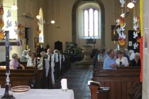 Pentecost 09 - wimbotsham