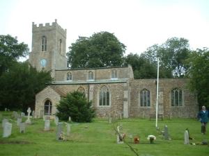 Abbots Ripton church