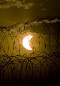 eclipse in afghanistan outpost