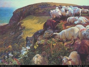 coasts by holman hunt