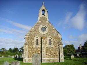 toseland church aug 31st 09