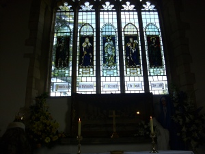 east window at yelling aug 31st 09