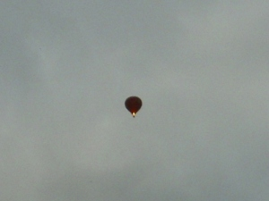 balloon smaller