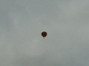 balloon smaller
