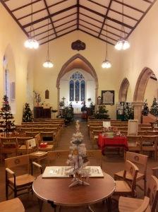 set up church